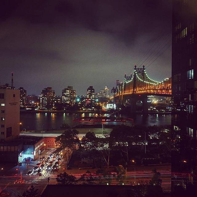 #TheNewYork #city #NewYork #QueensboroBridge