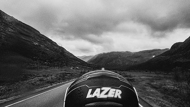 Heading #forward #chasing #mountain #dream #safetyfirst #lazerhelmets
