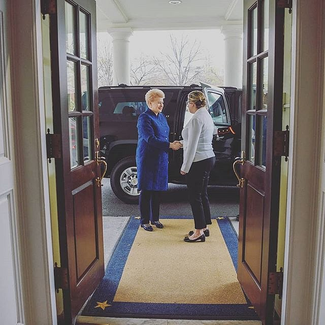 #Whitehouse visit.
