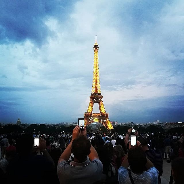 #Paris #spring #EiffelTower