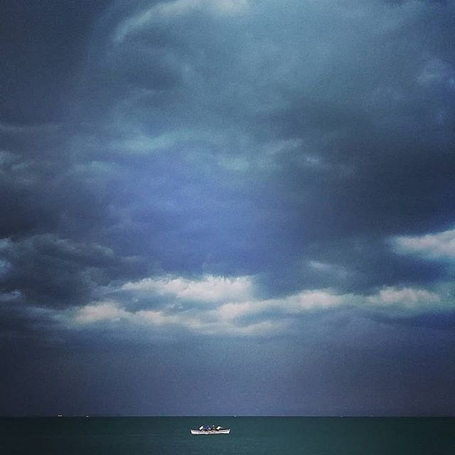 #calmbeforethestorm #inspiration #travel #bestrong #LakeGarda