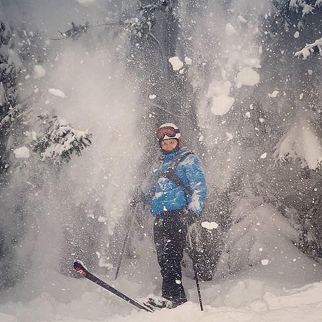 #wintercrash #winterfun #rossignol