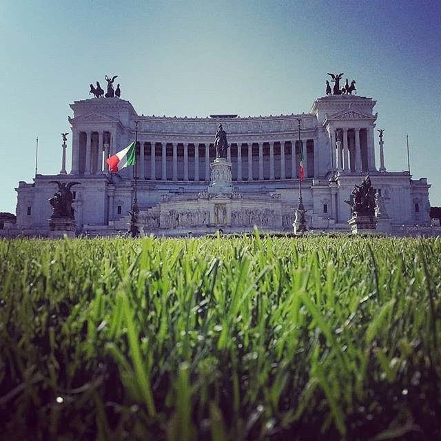 #PiazzaVenezia #Rome